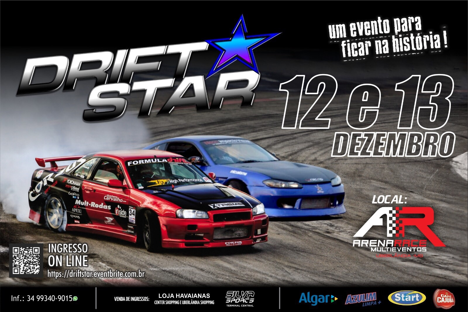 Drift Star Arena Race