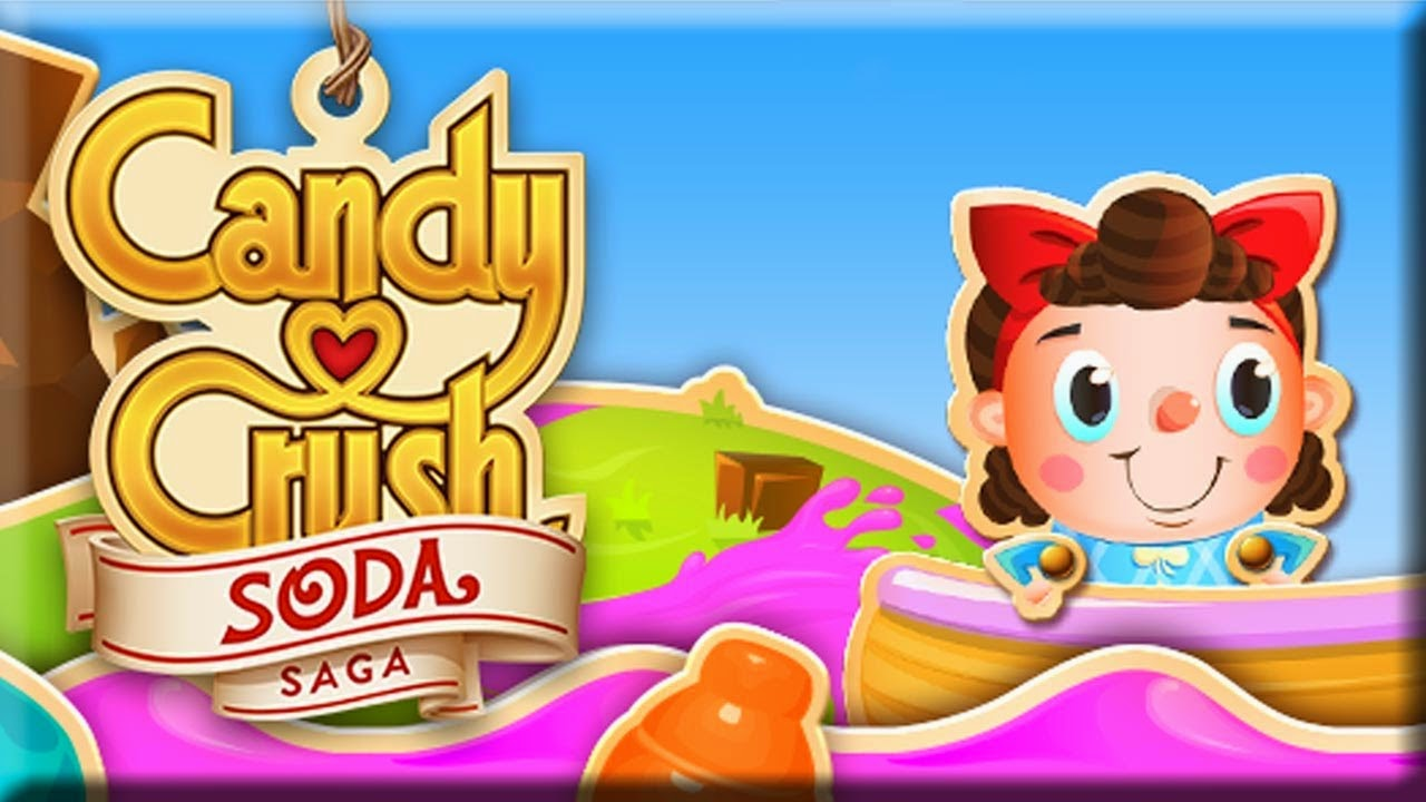 CANDY CRUSH SODA SAGA cover