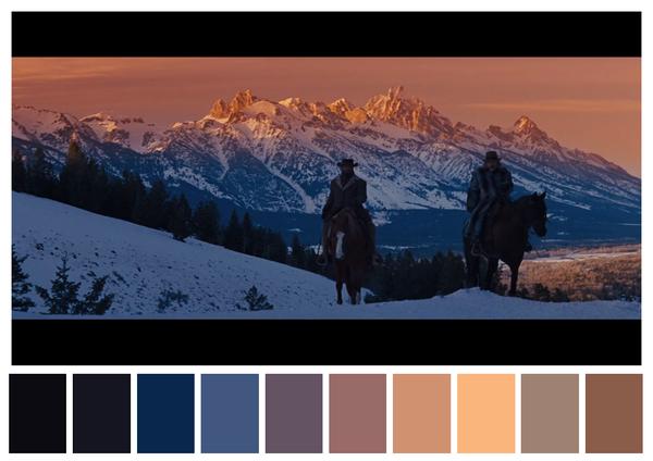 Django - paleta de cores 01