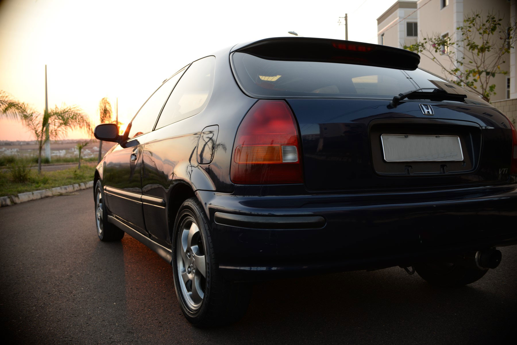 Ensaio Civic Vti EK4 - 02