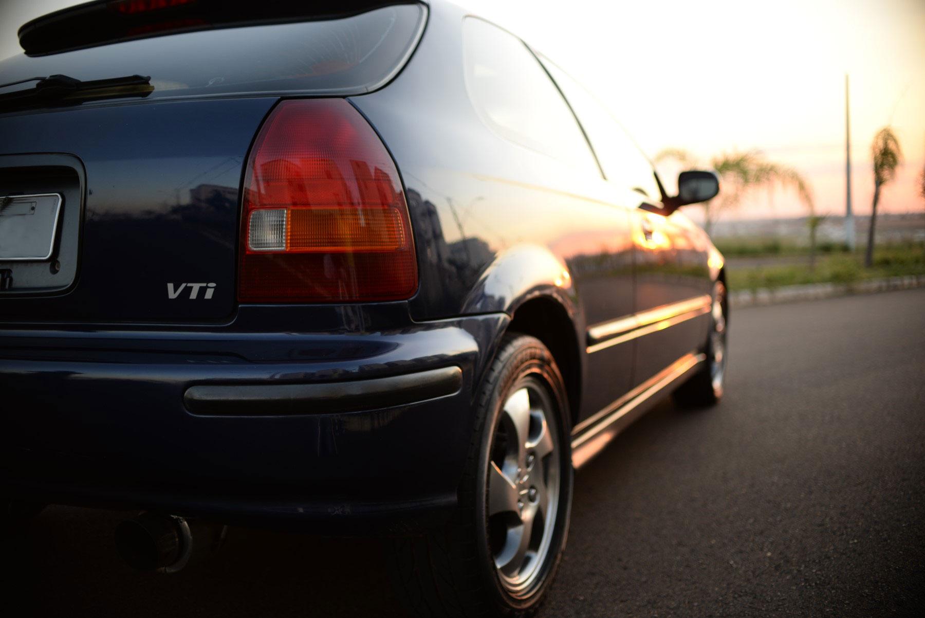 Ensaio Civic Vti EK4 - 03