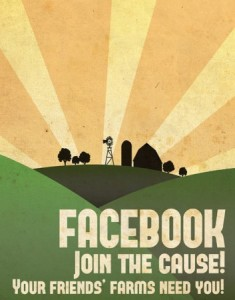 Junte-se à causa! As fazendas de seus amigos precisam de você!