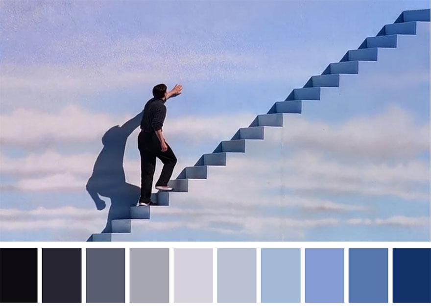 O show de Truman - paleta de cores 01
