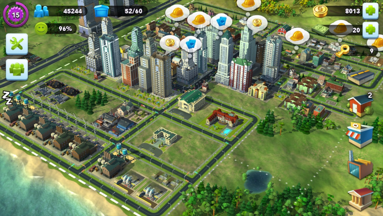 SIMCITY BUILDIT 02