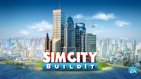 SIMCITY BUILDIT cover