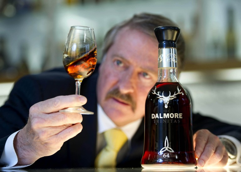 The Dalmore Trinitas - Whisky mais caro 1