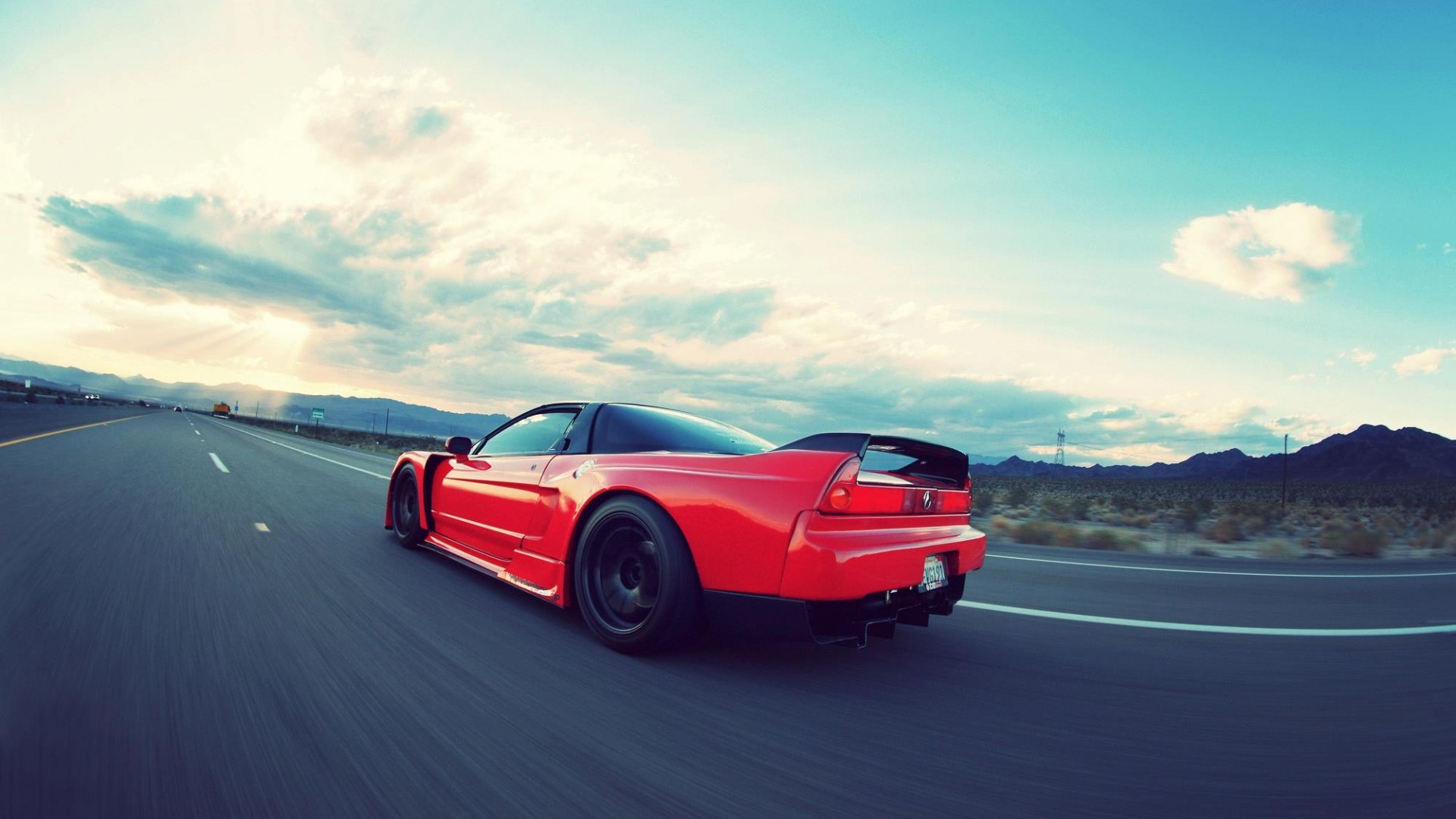 Wallpaper Top 10 JDM - Honda NSX