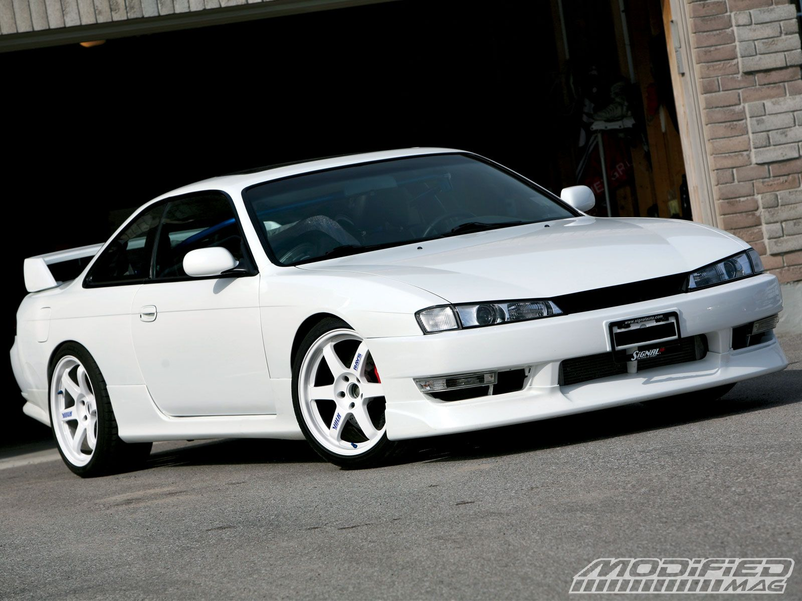 Wallpaper Top 10 JDM - Nissan 240sx S15