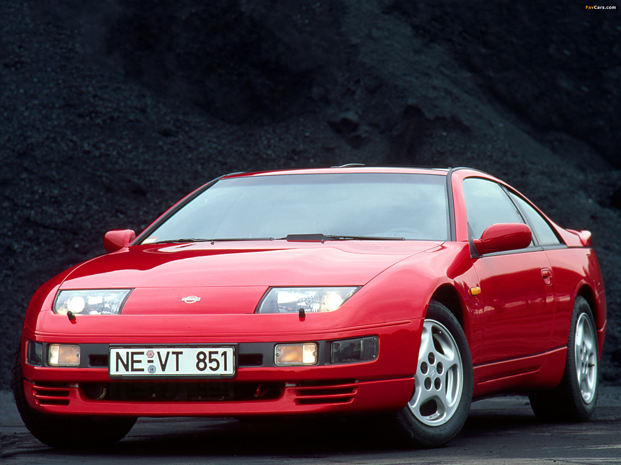 Wallpaper Top 10 JDM - Nissan 300ZX