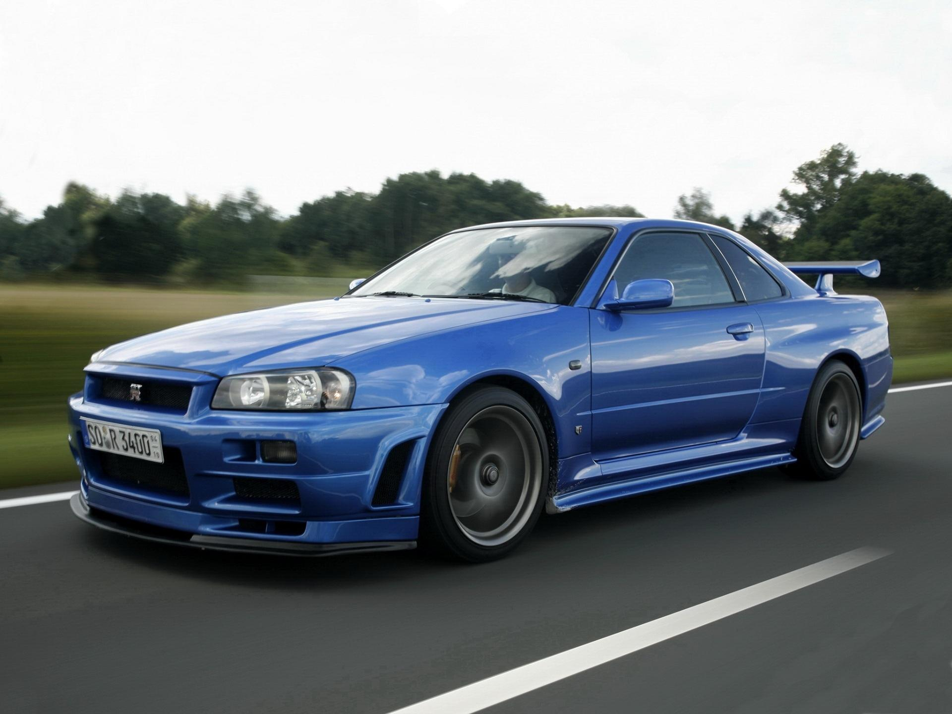 Wallpaper Top 10 JDM - Nissan Skyline GTR