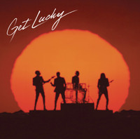 Daft Punk - Get Lucky Capa