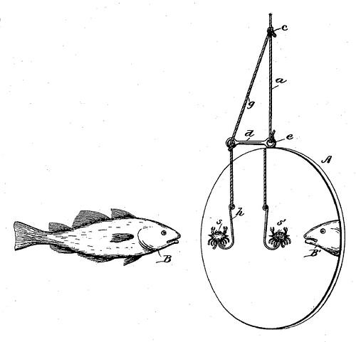 peixe espelho