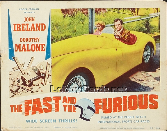 the fast and the furious 1955
