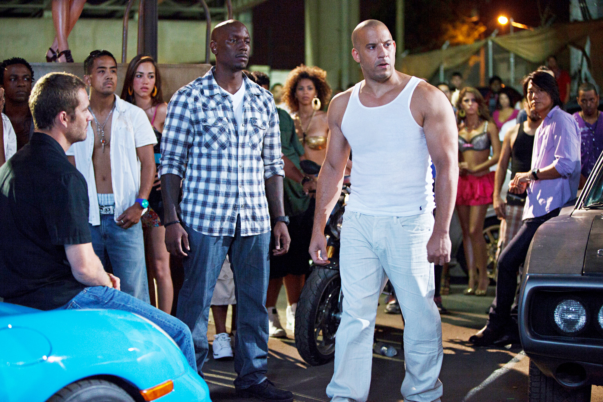 the fast and the furious roman pearce e toretto